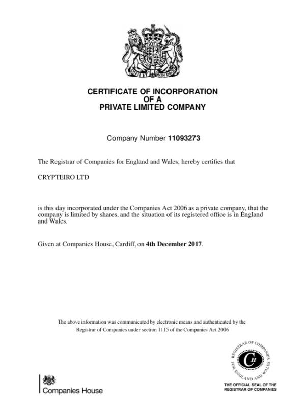 crypteiro.com отзывы