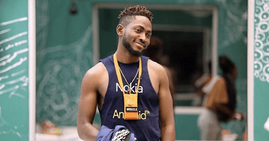 #BBNaija 2018: Miracle finally emerged the winner, walks away with N45M star prize