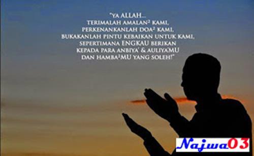 Pengertian Do'a Menurut Bahasa Dalam Agama Islam