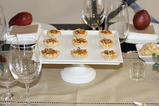 Sweet Potato Tartlets   Recipe