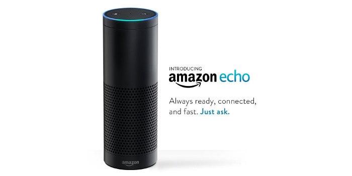 INTRODUCING AMAZON echo