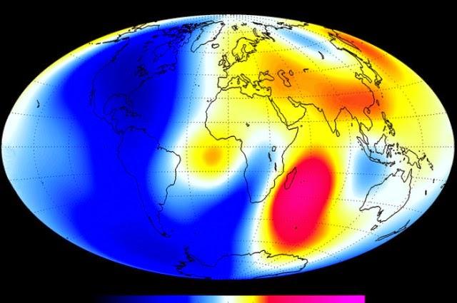 Εξασθενεί το μαγνητικό Πεδίο της Γης -Έρχεται η Ημέρα της Κρίσεως; Αόρατα Γεγόνότα