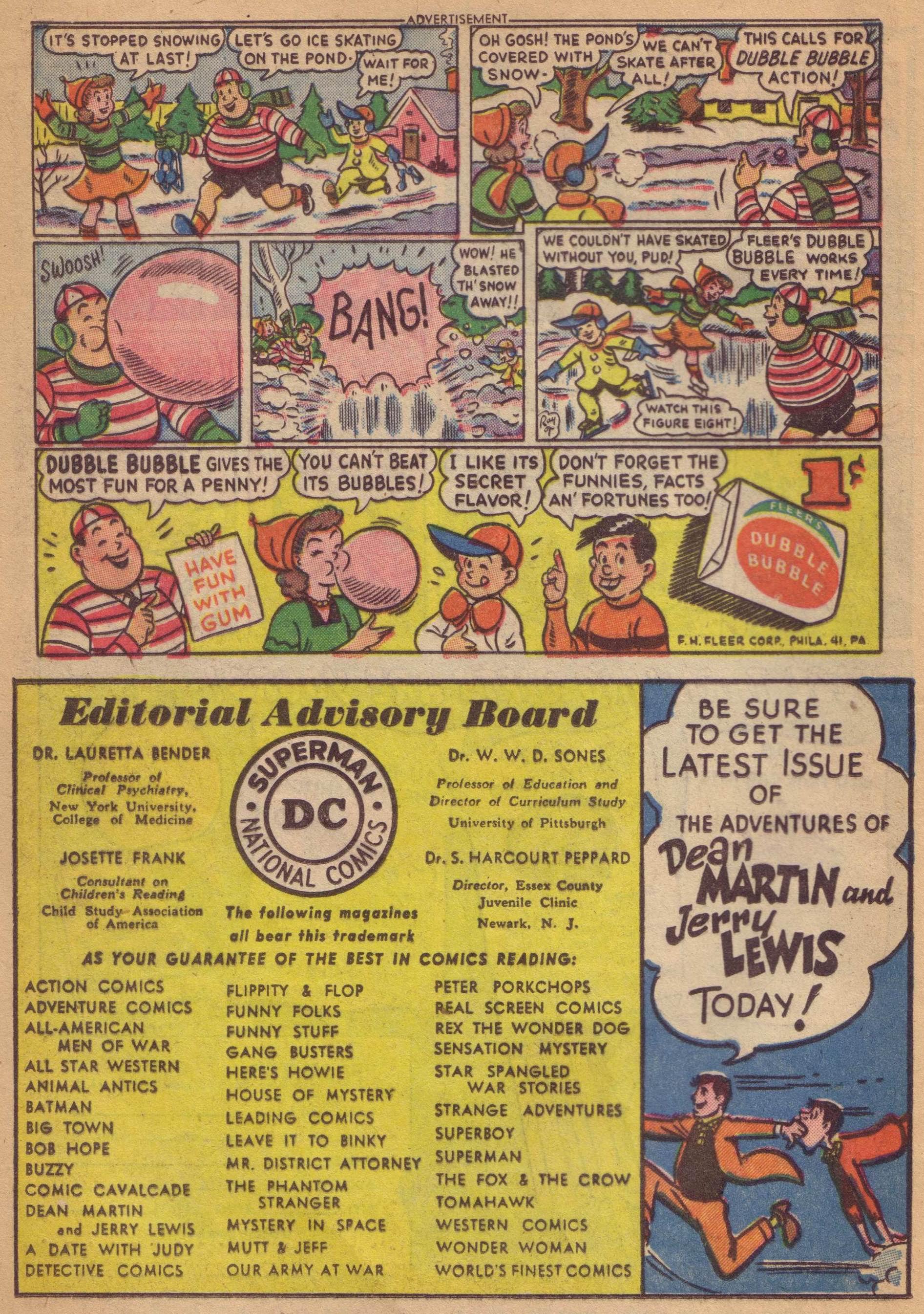 Read online Detective Comics (1937) comic -  Issue #197 - 24