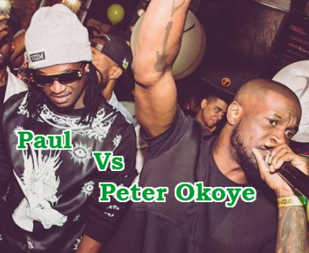 paul vs peter okoye