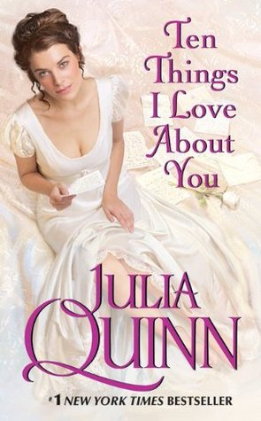 Ten Things I Love About You book cover