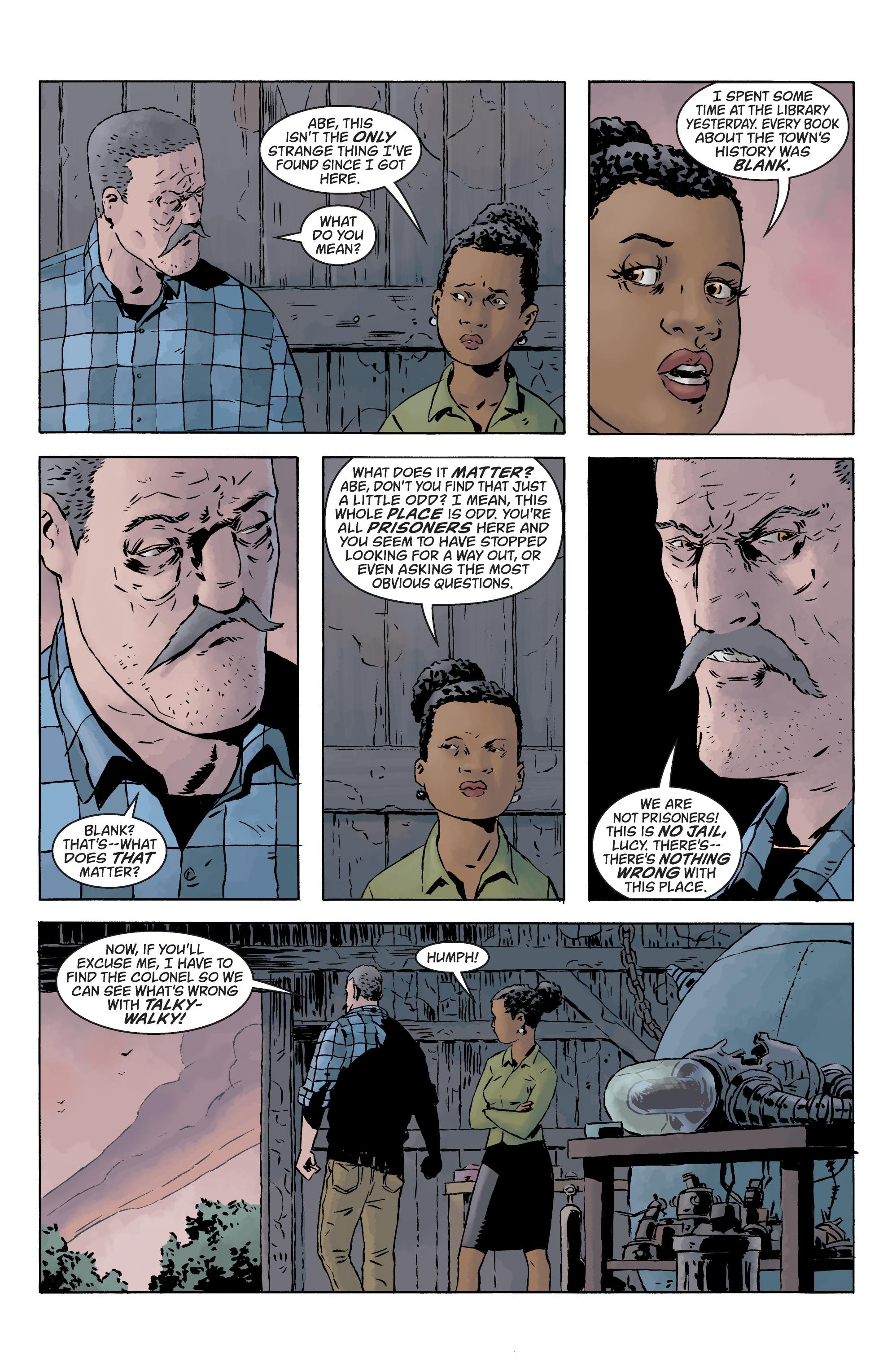 Read online Black Hammer comic -  Issue #10 - 8