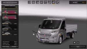 Car - Fiat Ducato Pickup