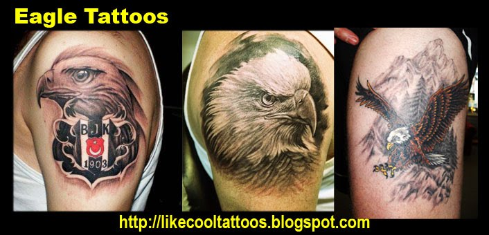 Symbolic Meaning Of Eagle Tattoos Like Cool Tattoos