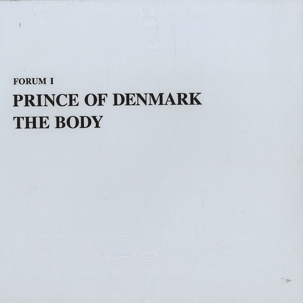 Prince of Denmark (2013) art sound techno electro