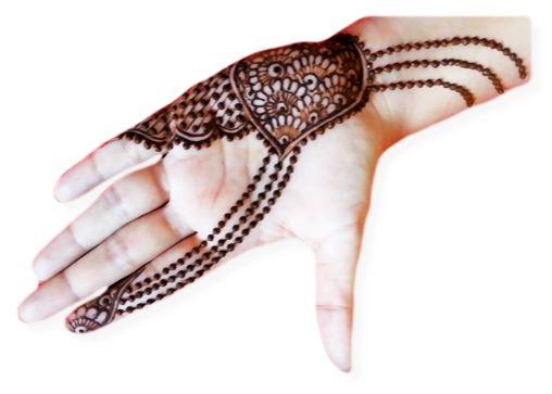 Arabic Jewellery Henna
