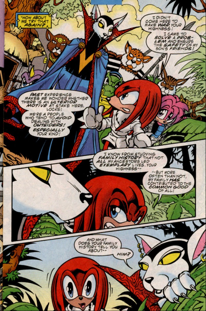 Read online Sonic The Hedgehog comic -  Issue #84 - 9