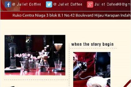 Hari H Opening Juliet Coffee Harapan Indah