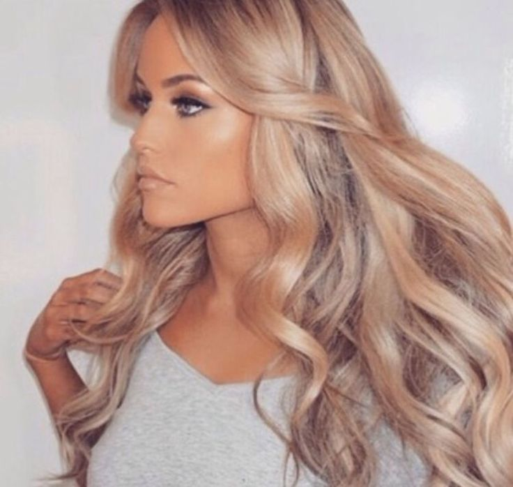 Adorable Beige Blonde Hairstyles!
