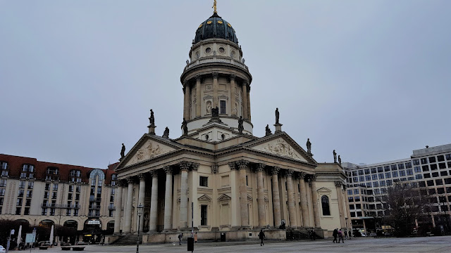 Deutscher Dom at Gendarmenmanrkt