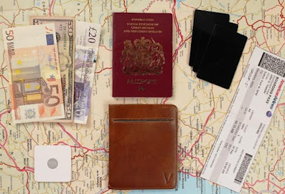 Vinco Fly Smart Travel Wallet