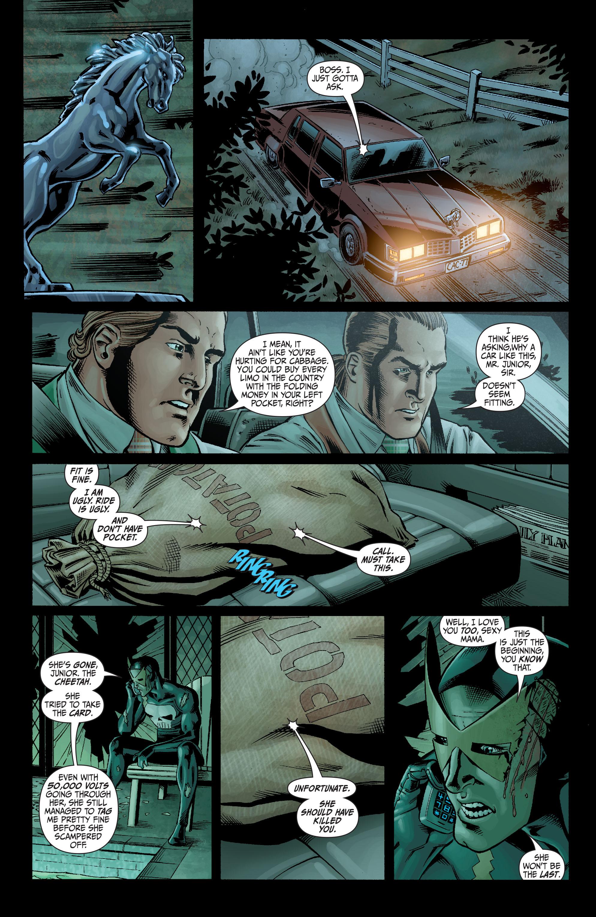 Read online Secret Six (2008) comic -  Issue #4 - 8