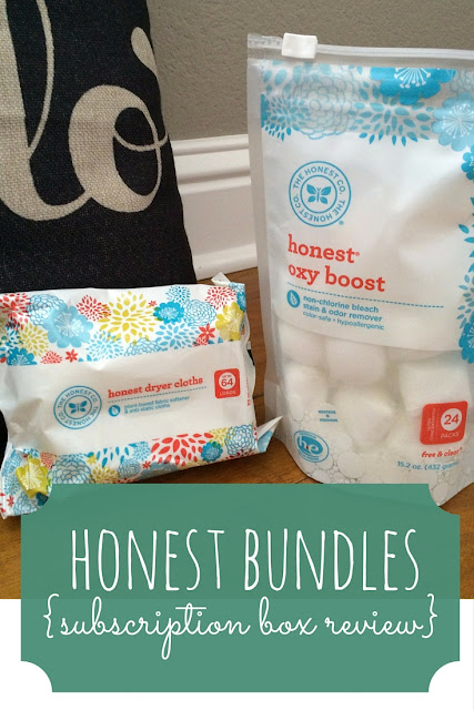 The Honest Company's Essentials Bundle is a subscription box that will deliver essentials for cleaning your home and taking care of your body directly to your door!