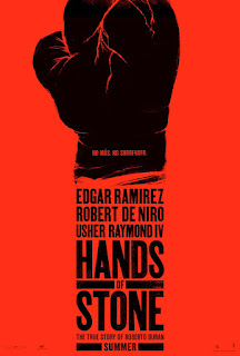 Hands of Stone - Poster & Trailer