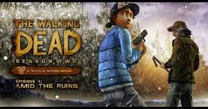 The Walking Dead Season 2: Episode 4 - Amid the Ruins (Video