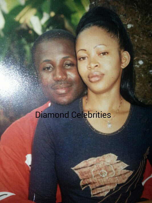Picture of Prince Gozie and Princess Njideka Okeke before fame