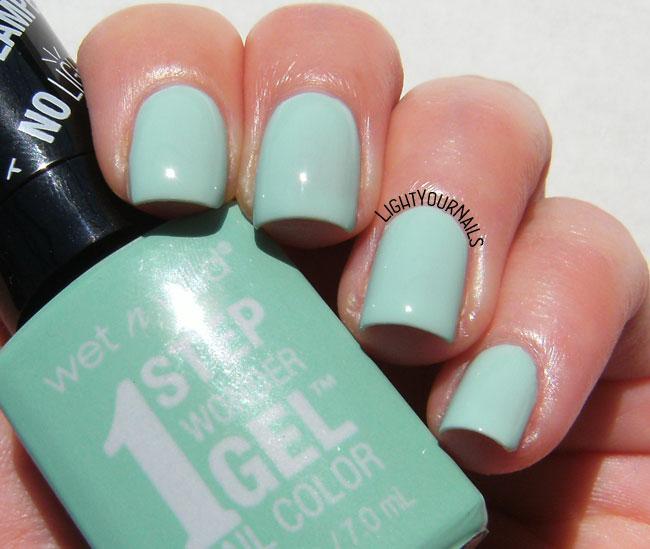 Wet'n'Wild Pretty Peas smalto nail polish