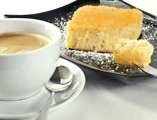 Chickpea Orange Cake