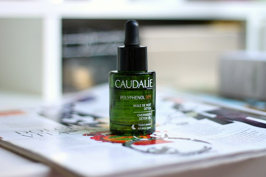 CAUDALIE OVERNIGHT DETOX OIL recenzija review