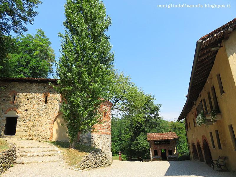 stylebunny: monastero di torba, castelseprio, castiglione olona - Arredo Bagno Castiglione Olona