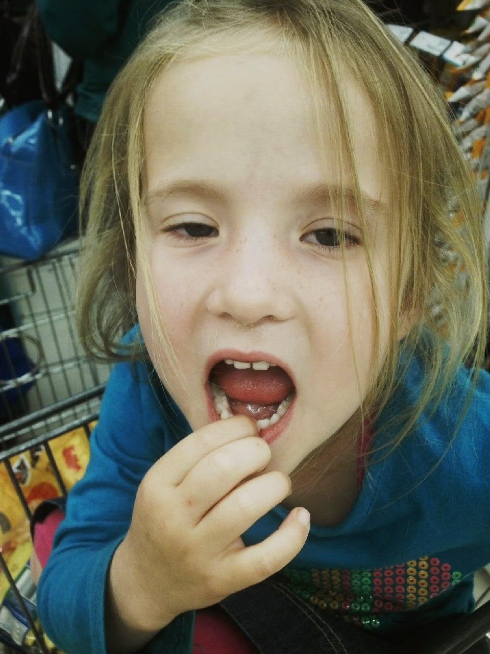 MomAgain@40: Great Excitement About A Loose Tooth
