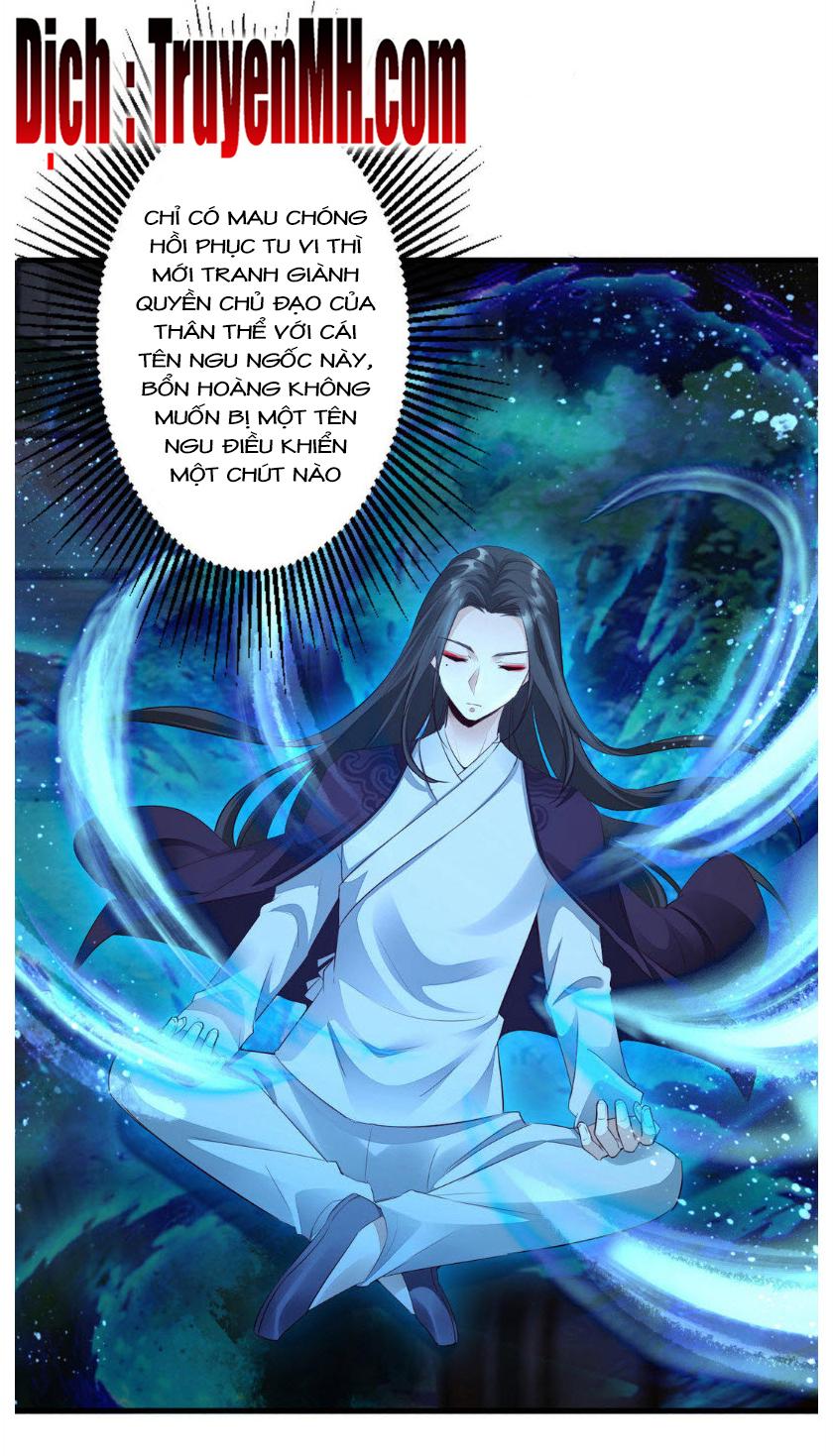 Thần Y Yêu Hậu Chap 31