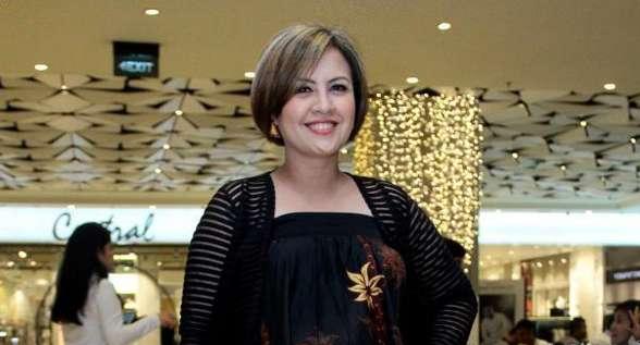 Hamil 7 Bulan, Cynthia Lamusu Masih Nyaman Kerja