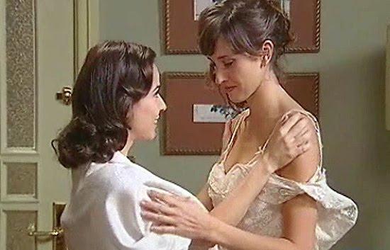 Lesbianas en limusina - 1 part 4