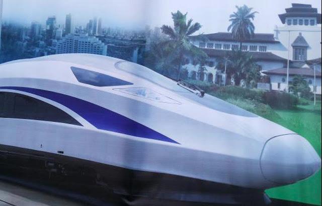Pinjaman Cair, Pembangunan Kereta Cepat Jakarta-Bandung Dimulai Akhir Maret