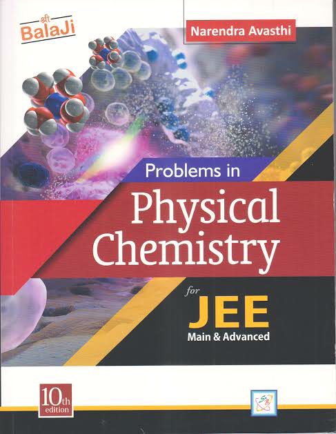 N AVASTHI PHYSICAL CHEMISTRY PDF ~ BEST IITJEE PREPARATION BOOKS