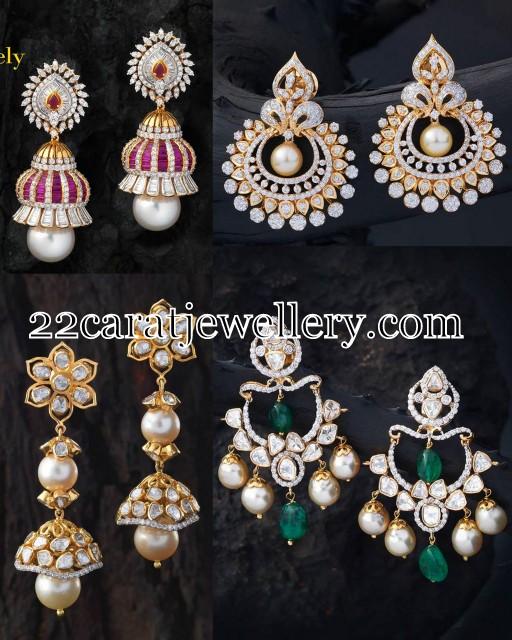Earrings by Creations Jewellery