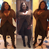 Actress Eniola Badmus puts her cleavage on display in new hot photos