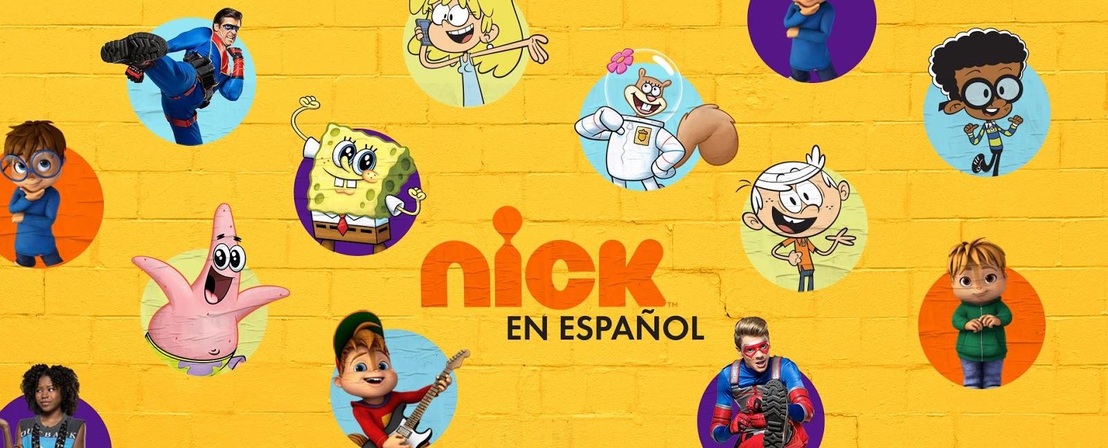 NickALive!: Nickelodeon USA Launches 'Nick en Español' Hub