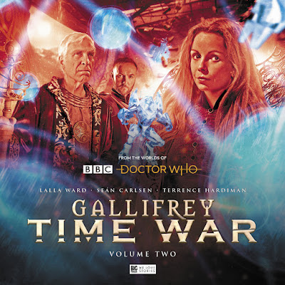 doctor who big finish Gallifrey: Time War