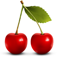 cherry fruit icons 1
