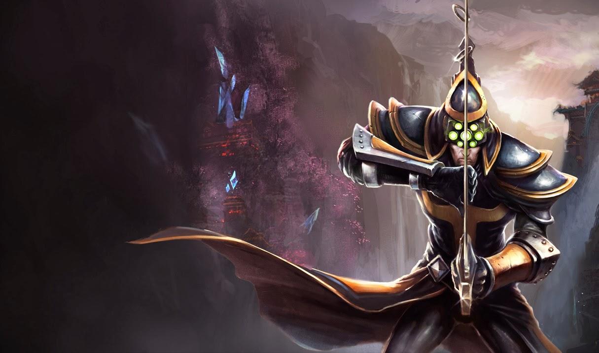 League Of Legends Master