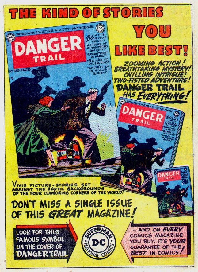 Read online All-Star Comics comic -  Issue #54 - 23