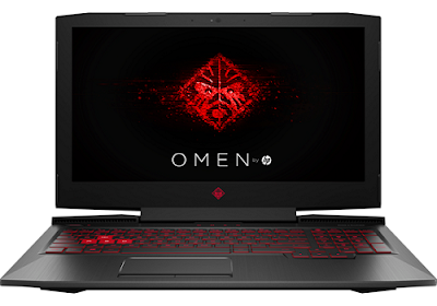 Specification OMEN 17t | GTX1080 | Kaby Lake