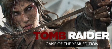 Tomb Raider Game of The Year Edition PC Full Version