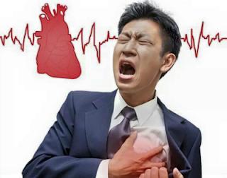 Cara Membezakan Sakit Jantung dan Sakit Dada