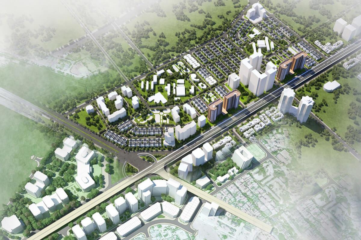 Dự án Athena Fulland Nguyễn Xiển