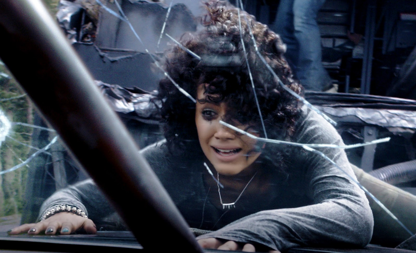 Nathalie Emmanuel în Furious 7