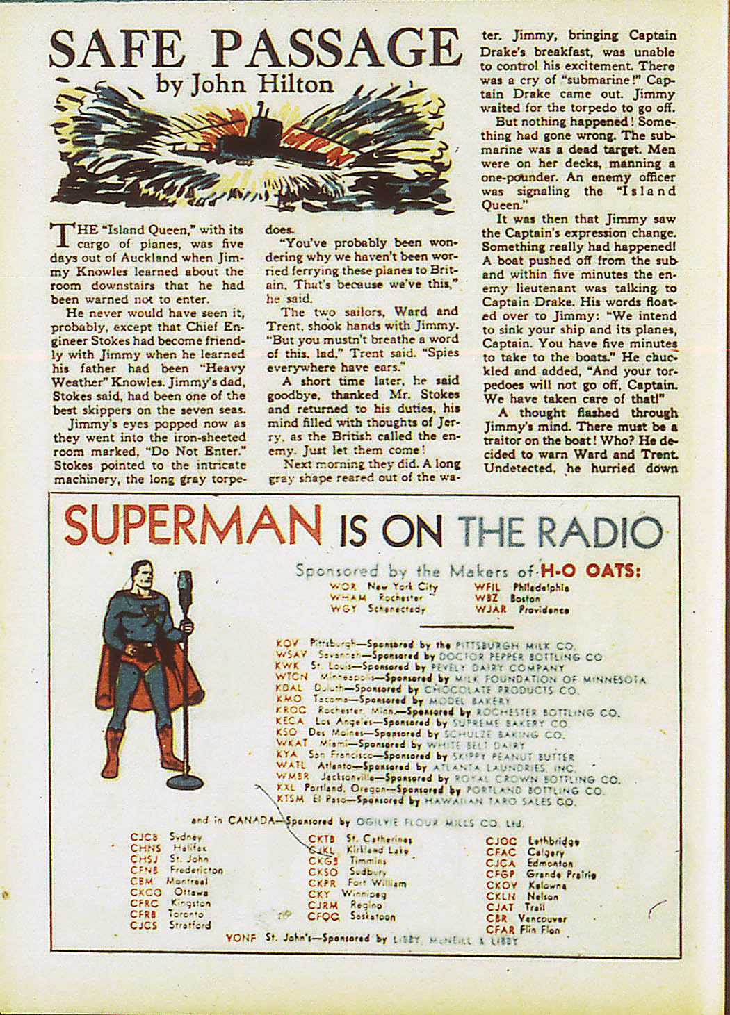 Read online Action Comics (1938) comic -  Issue #34 - 47