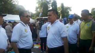 Pejabat sementara (Pjs) Wali Kota Cirebon, Dr. H. Dedi Taufik M. Si,