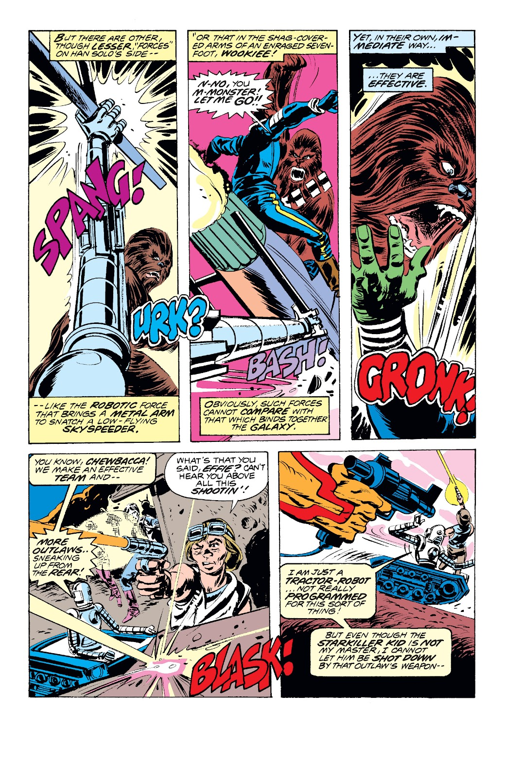 Read online Star Wars Legends: The Original Marvel Years - Epic Collection comic -  Issue # TPB 1 (Part 2) - 66