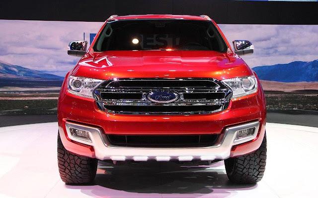 2017 Ford Ranger Australia